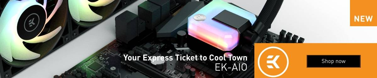 EK-AIO Water Cooler